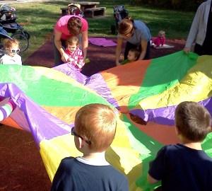 SP Parachute Play