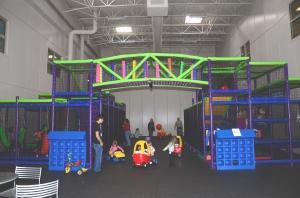 FBCM Preschool Playground